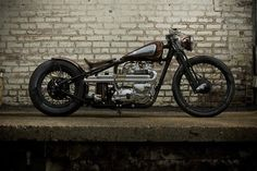 Bobber Inspiration | Triumph bobber | Bobbers and Custom Motorcycles | theroadyeah June 2014
