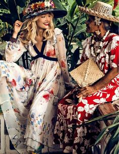 Glamour Italia August 2014 | Olga Maliouk by Signe Vilstrup: