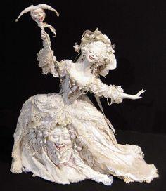 La Folie by sculptor Jean Noël Lavesvre,  2009