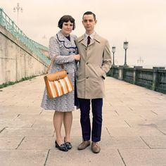 Amanda & Jon men style fashion! I'm very proud to be Carlotta Cardana's friend! So much talented photographer!