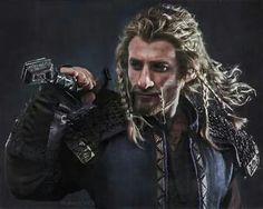The Battle of the five Armies: Fili