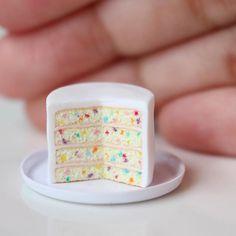 2017. Miniature Cake♡ ♡ By annkochann