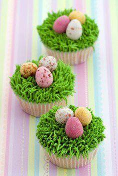 Taste & Tell . Easter Cupcakes . { cute & easy easter baking for kids } .