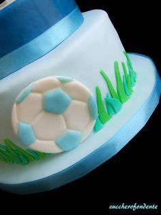 Torta Napoli calcio  http://zuccherofondente.blogspot.it/2017/06/farfalle-o-rose.html