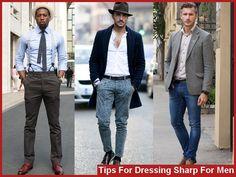 Mens Guide To Dressing Sharp   #CorporateDressingForMen #DressingWell
