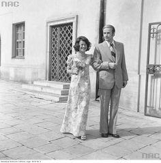 Ślub cywilny pana Pajewskiego, 1974-1979, fot. Grażyna Rutowska
