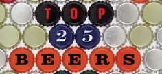 Top 25 beers of the year: 2012