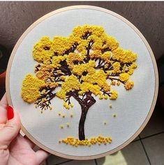 """Hand Embroidery Collection on Instagram: """"@diasbordadoslivres ⠀ . . . #embroidery #handembroidery #вышивка #자수 #embroiderypattern #craft #diygift #diy #handmade #handstitched…"""""""