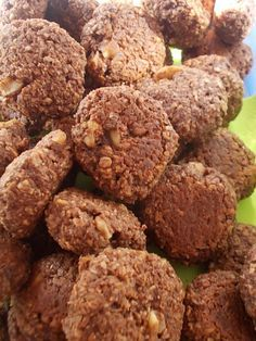 Diabetic Recipes, Diet Recipes, Vegetarian Recipes, Cooking Recipes, Few Ingredients, Healthy Sweets, Crackers, Biscotti, Diets
