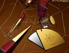 MAC x Charlotte Olympia Collection launching March 2016