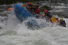 Ya habíamos dicho que la temporada de Rafting 2013 promete... y mucho!!! Quién se anima?