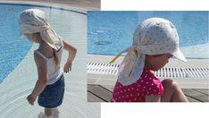 """E-Book & Schnitt unisex Sommerkappe, Strandkappe """"NINA"""", Gr. 45-57 Mit diesem Schnitt kannst Du einfach und ohne viel Aufwand eine bezaubernde (Strand) Kappe selber nähen und das perfekte Sommeroutfit kreieren. Durch den Schirm und den Nackenschutz ist die Kappe gerade für heiße Sonnentage ideal. Der Schnitt ist sowohl für Mädchen, als auch für Jungs geeignet. Du bekommst: - einen Schnitt, der sich für viele Stoffe eignet. - ein E-Book mit Bildern zu jedem Nähschritt. - eine detaillierte…"""