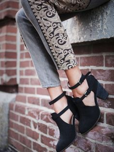 How cute are these ankle boots?