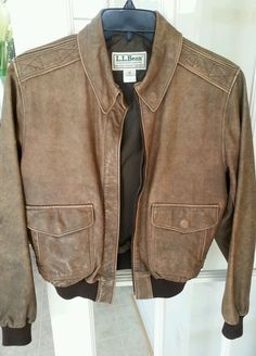 Vintage Military G 1 US Air Force USA Military Army Flight Bomber Jacket ( Size : 44 L )