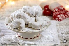 Christmas Sweets, Christmas Time, Xmas, Greek Cookies, Greek Beauty, Shortbread, Scones, Biscuits, Projects To Try