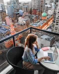 Coming from some lavish balcony views of Sydney, please welcome the newest member of the mrktrs mob Marketing Visual, Marketing Digital, This Is Your Life, Life Is Good, Dream City, My Dream, Home Office Simples, Teaching English Online, Study Inspiration