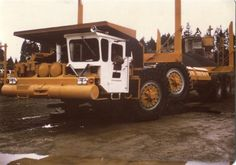 Butler Brothers logging trucks - Page 2