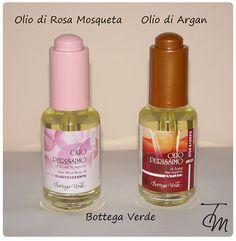 Bottega Verde Olio di Rosa Mosqueta e Olio di Argan [Review, Photo, Swatches] - #letentazionidilaura #bottegaverde #argan #review