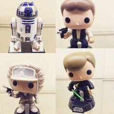 Star Wars bubblehead