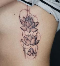 26 Lotus Flower Tattoo Designs and Meanings - Peaceful Hacks Purple Lotus Tattoo, Simple Lotus Flower Tattoo, Small Lotus Tattoo, Flower Of Life Tattoo, Lotus Flower Tattoo Design, Lotus Flower Mandala, Flower Tattoos, Phoenix Tattoo Feminine, Feminine Tattoos