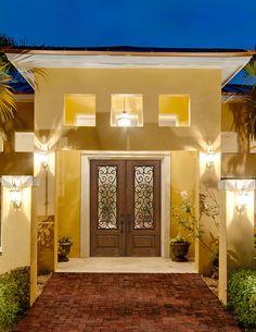 Palermo GBG Design In Artisan Collection® Knotty Alder Wood Grain    Transitional   Front Doors   Houston   GlassCraft Door Company