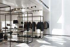 Chapeau multibrand store by Ramon Esteve Estudio, Valencia - Spain