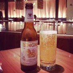 Singha! Thailandia beer
