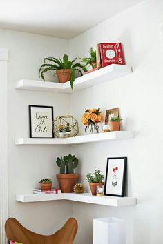 Wood Quality Floating Shelves