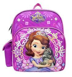 Sofia The First Girls backpack Back to school Mini kids Toddler Backpack  Princess Sofia Backpack Preschool a1664c82e8