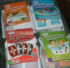 Splash Cards Giveaway – Ends 7/15 #Guest @s8r8l33