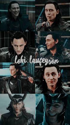 Loki Laufyson wallpaper by MissPringleKing - 284e - Free on ZEDGE™