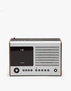 For Him (or Her, or anyone): Heritage Radio by Monocle x Revo