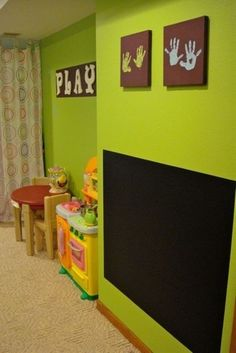 Play Room Ideas play-room-ideas. Maybe once we finish our basement I can work on the play room!