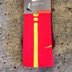Nike Hyper Elite Cushioned Crew Socks. Nike Hyper Elite Cushioned Crew Socks. Nike Accessories Hosiery & Socks