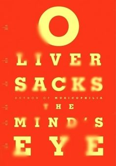 The Book Cover Archive: The Mind's Eye, design by Chip Kidd™