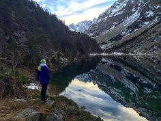 #photodujour au #lacdegaube un moment de féerie de calme et de bonheur  #hapytravel #tourismemidipy #pyrenees #cauterets by cauterets