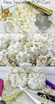 New Year's Eve POP! Corn The Place for All Things Party Check available dates for your next event at Balcones Country Club 512-258-1621 ext 231 #CelebrationExperts #holiday #party #drinks #foodideas #drinkideas #ideas #2105