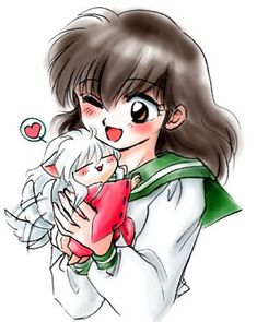 puppy love! Inuyasha kagome
