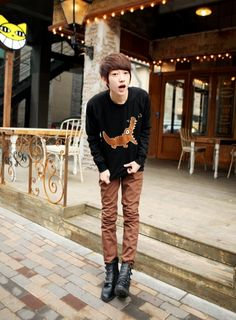 #ulzzangboy #asianfashion #korean