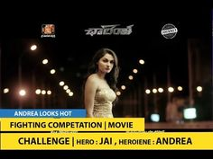 Challenge |  Jai and Andrea Jeremiah | Video Trailer | VF Talkies