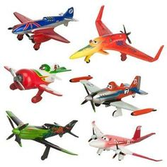 Disney PLANES Figure Play Set Playset - Racers Edition * Check out this great product.