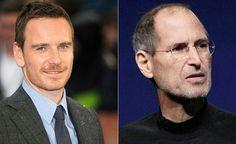 Michael Fassbender, ¿Será el Actor que Hará de Steve Jobs?