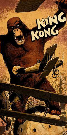 King Kong - Francesco Francavilla