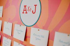 Escort cards #destinationweddings #weddings #escortcards #bliss