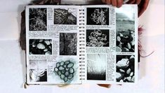 sketchbook layout - Google Search