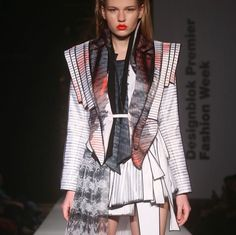 PRAGUE FASHION WEEK  designs | Loekie Mulder