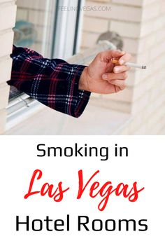If you're a smoker and you're traveling to Las Vegas, you may be wondering if you can smoke in a Las Vegas hotel room? Vegas has pretty lenient smoking laws but knowing if you're allowed to smoke in your hotel room is pretty important as it can be a costly mistake to smoke in your room at a hotel in Las Vegas. #lasvegas #vegas #smoking Aria Las Vegas, Las Vegas Tips, Las Vegas Free, Vegas Hotel Rooms, Las Vegas Hotel Deals, Casino Hotel, Hotels For Kids, Free Hotel