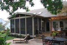 screen porch AZEK deck cedar pergola and patio Leawood KS