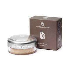 Mineraalimeikit | Barefaced Beauty Mineraalimeikkipohja