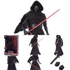 Figure Star Wars Kylo Ren Action星球大戰凱羅忍玩具模型  價錢: HK$486  尺寸: L:30.5cm x W:20cm x H:9cm  顏色: (黑)  重量: 約554(g)  功能: )收藏 )裝飾 )玩偶  特點: )星球大戰人物造型 )Han Solo之子 )願原力與你同在  #hoebuy #hoebuya #hoebuyDisneyStore #最新產品 #Japna #日本 #Disney #迪士尼 #StarWars #星球大戰 #Figure #模型 #Toy #玩具 #Collection #收藏品 #KyloRen #凱羅忍 #Force #原力 #日本直送 #日本代購  歡迎前往我地網站選購  凡網站購買時可輸入promotion code YENFALL 即享折扣優惠!